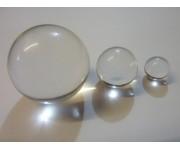 Clear Acrylic Balls